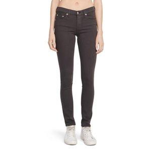 Rag & Bone | Skinny Jean In Charcoal 24